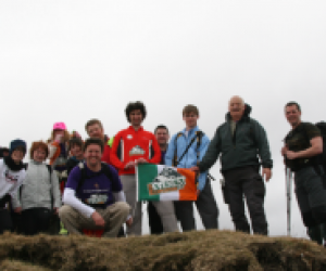 Step 11: Antrim, Trostan, 551m, 27/03/2011