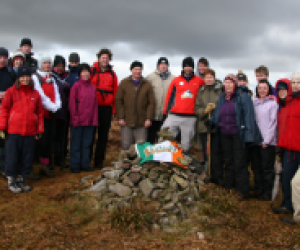 Step 8&9: Laois & Offaly, Arderin, 527m, 13/03/2011