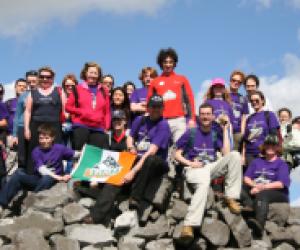 Step 16&17: Cavan & Fermanagh, Cuilcagh, 23/04/2011