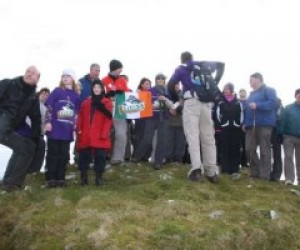 Step 2: Meath, Slieve na Calliagh, 276m, 23/01/2011