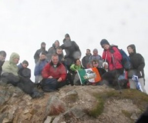 Step 22: Donegal, Mt. Errigal, 751m, 14/05/2011