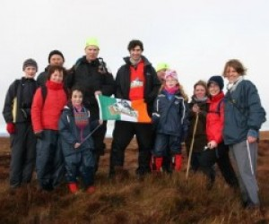 Step 4: Monaghan, Slieve Beagh, 373m, 06/02/2011