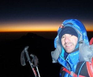 Summit Morning on Kilimanjaro