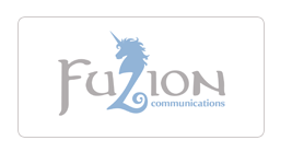 fuzion communications sponsor logo